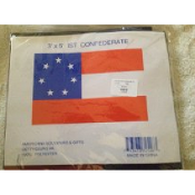 1st Confederate Flag