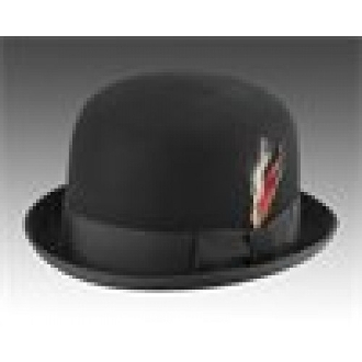 Lite Felt Derby Black