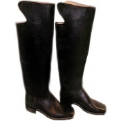 Dragoon Boot, Black 607F