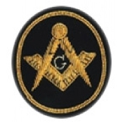 Masonic Emblems With G letter . Small Size .