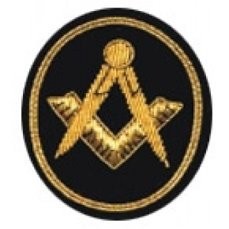 Masonic Emblem Without Letter ( G ) . Small Size