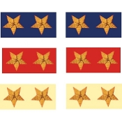 Collar Rank, Lieutentant Colonel